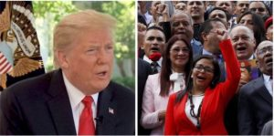 """EEUU revoca visas a miembros de la Asamblea Nacional Constituyente de Venezuela, y advierte que el momento para dialogar """"ya pasó"""""""