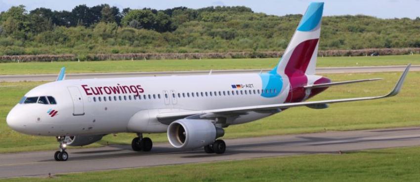 Aerolínea alemana inaugurará dos vuelos chárters con destino a Santa Clara