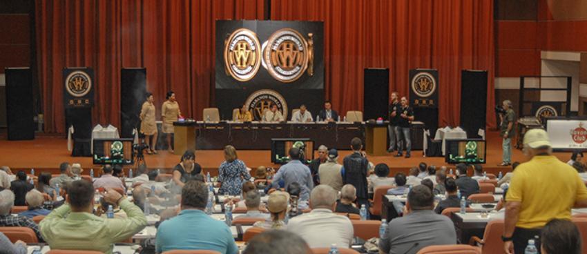 La XXI edición del Festival del Habano en Cuba recaudó 1.700.000 dólares
