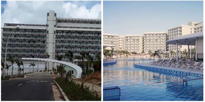 Gobierno cubano promociona el nuevo Hotel Meliá Internacional Varadero, no apto para cubanos de la Isla