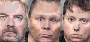 Un hombre y dos mujeres de Florida acusados de incesto y agresión sexual a menores bajo su mismo techo