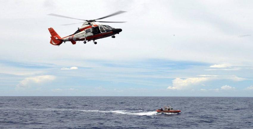 Guardia Costera de EEUU busca a un avión que se estrelló este viernes en la tarde en la costa de Palm Beach