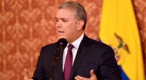 Otorgan al presidente colombiano Iván Duque el Premio Oswaldo Payá: Libertad y Vida