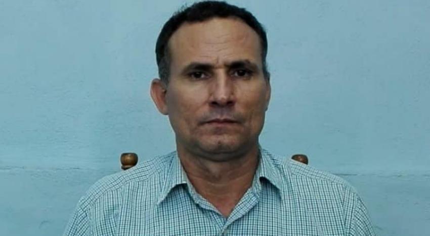 José Daniel Ferrer, líder de la UNPACU fue detenido violentamente por manifestarse a favor del NO a la Constitución en el parque Céspedes