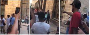 Cuentapropista en La Habana: ¡Abajo los Castros! Sale a la luz otra escena de abuso policial