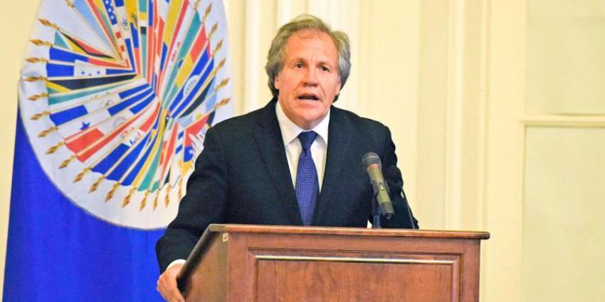 """Cuba no tuvo voz con el referendo, """"ni la tendrá hasta recuperar la democracia"""", afirma Luis Almagro"""