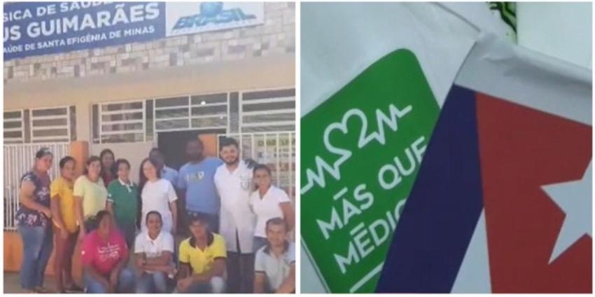 Médicos cubanos en Brasil desesperados lamentan que el Gobierno brasileño no ha cumplido sus promesas