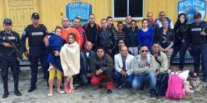 Honduras detuvo a 31 migrantes cubanos, todos serán repatriados