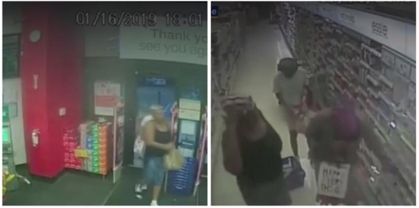 Mujeres robaron en apenas cinco minutos maquillaje por valor de $5.000 en una farmacia Walgreens del sur de la Florida