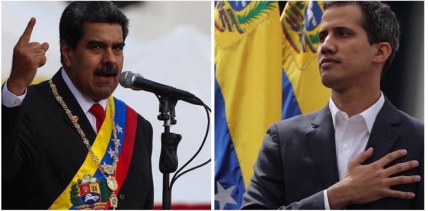 Maduro amenaza con arrestar a Juan Guaidó cuando regrese a Venezuela