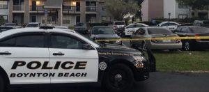 Atropellan a oficial de la policía en Boynton Beach