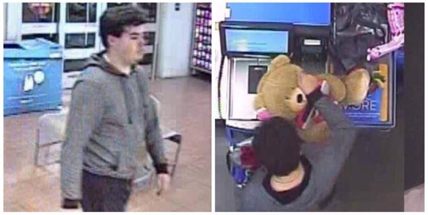 Arrestan a joven de Florida por usar tarjeta de crédito robada para comprar flores y un oso de peluche