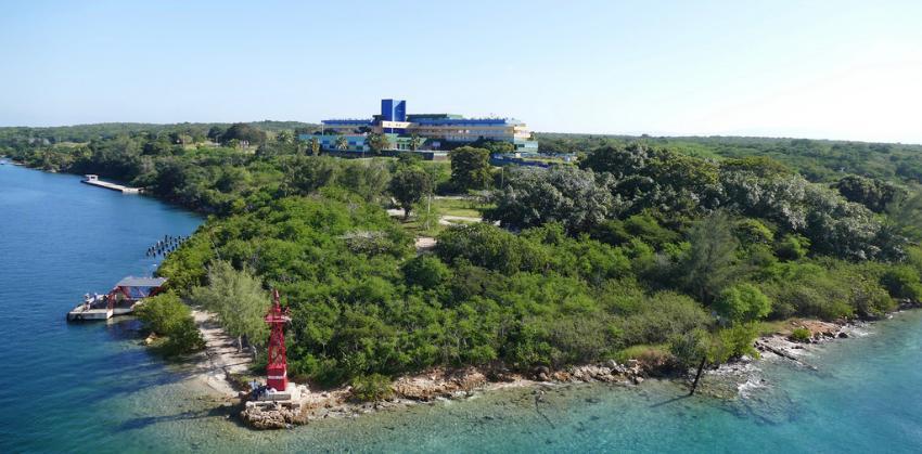 Rancho Luna-La Milpa, el proyecto millonario de una empresa española en la península de Pasacaballos, Cienfuegos