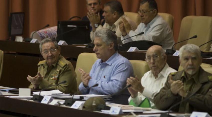 Opositores cubanos piden más sanciones para el régimen y apoyo a la disidencia interna