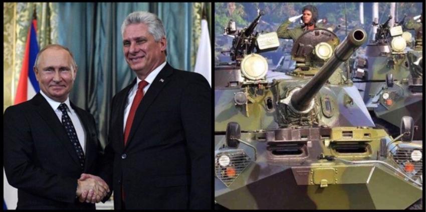 Moscú aprueba un crédito de 43 millones de dólares para el desarrollo militar del régimen de La Habana