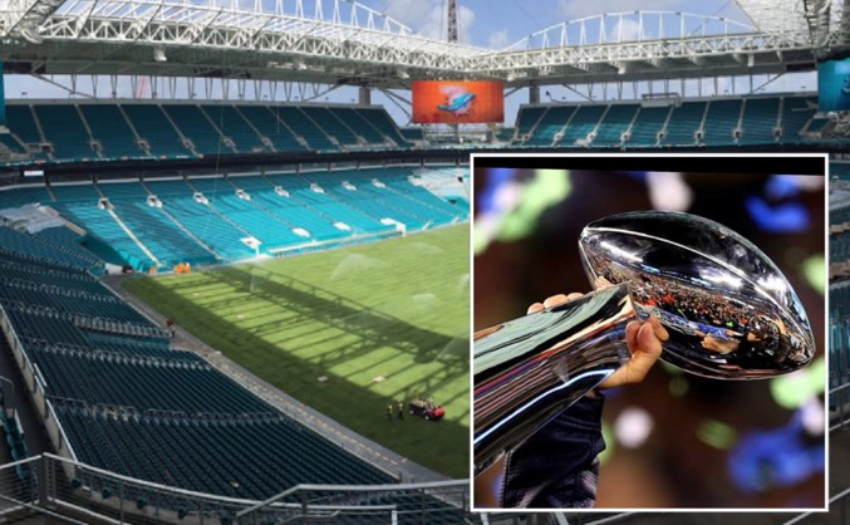 El Super Bowl LIV en 2020 se celebrará en Miami, auguran múltiples beneficios económicos