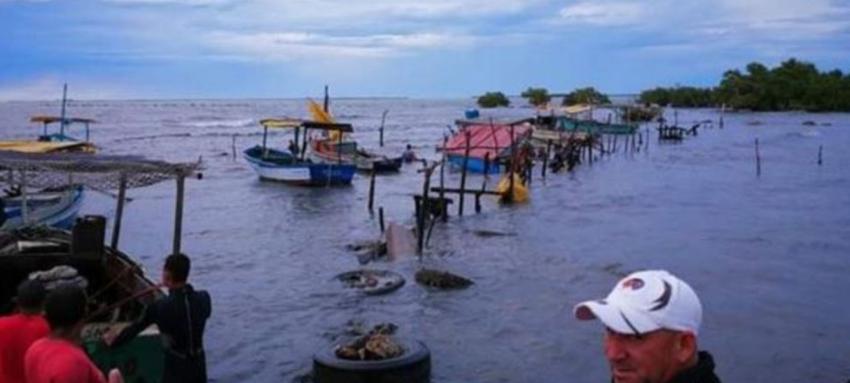 Múltiples daños en municipios de Granma a causa de una tormenta