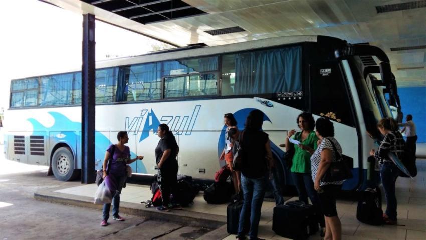 Empresa de ómnibus en Cuba cobra 51 CUC por un viaje de La Habana a Santiago de Cuba