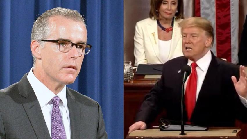Ex director interino del FBI confesó que ordenó una investigación contra el presidente Trump por obstrucción a la justicia
