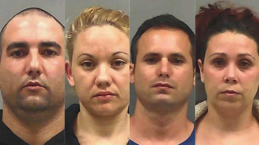 Arrestan a 5 cubanos por tráfico de drogas en Georgia