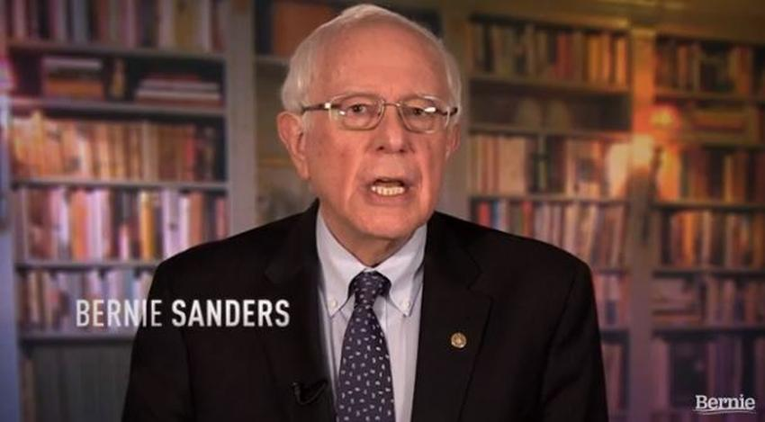 Candidato socialista, Bernie Sanders, anuncia su candidatura para las elecciones en el 2020