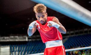 El doble campeón mundial cubano, Joahnys Argilagos debutará en el boxeo profesional