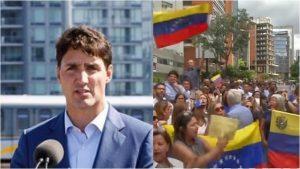Canadá anuncia 40 millones de dólares en ayuda humanitaria a Venezuela