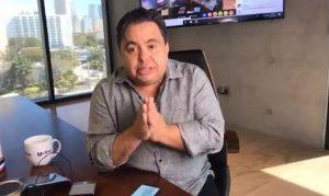 Carlucho anuncia nuevo programa en la televisión de Miami