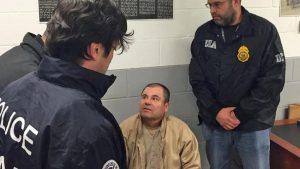 El Chapo Guzmán encontrado culpable de 10 cargos de tráfico de drogas