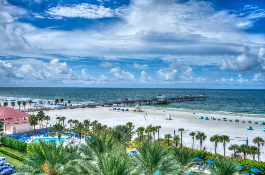 La mejor playa de Estados Unidos está en Florida y es Clearwater Beach