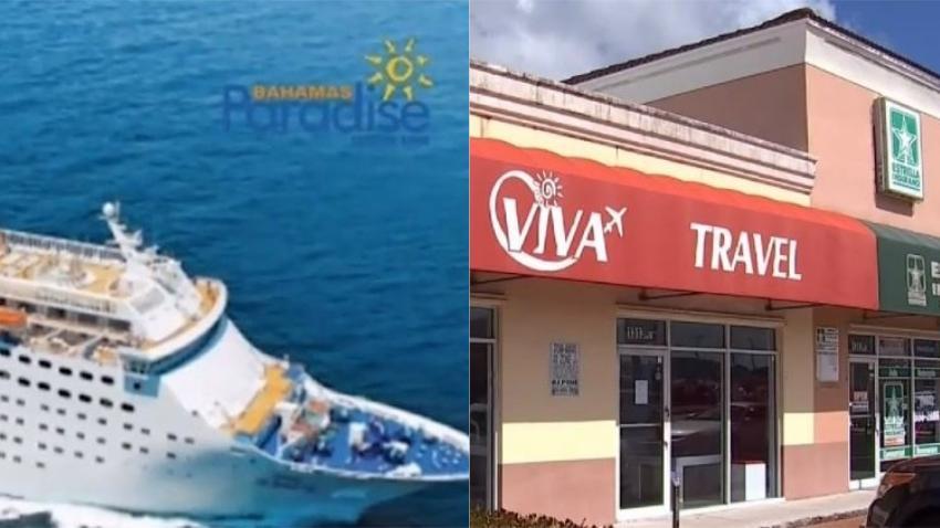 Pasajeros a bordo del crucero que no dejaron atracar en La Habana piden reembolso o considerarán demanda