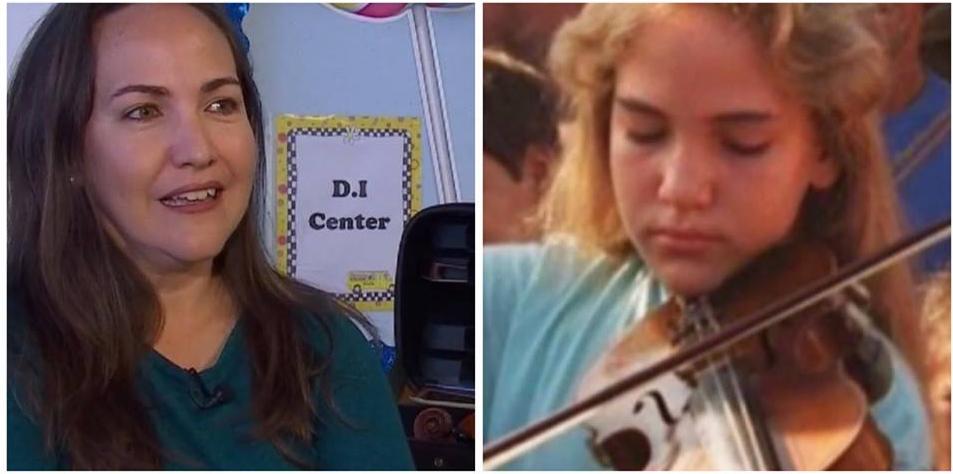 La emotiva historia de una niña cubana que tocó el violín para Bill Clinton