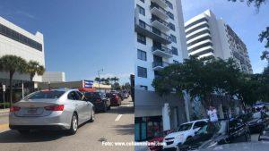 Cubanos en Miami realizan caravana y concentración para pedir por la libertad de Cuba