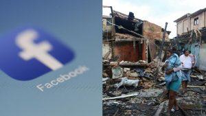 Facebook cancela campaña para recoger fondos para los damnificados en La Habana que tenía más de 40 mil dólares recaudados