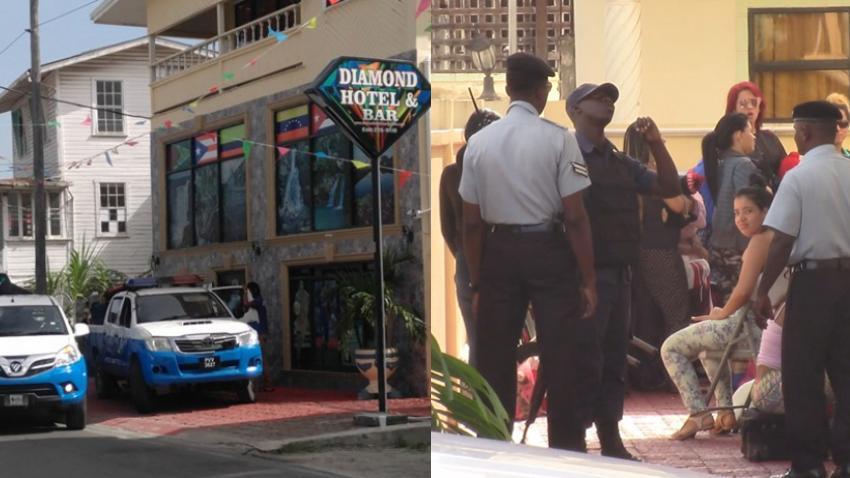 Autoridades de Guyana deportan a una stripper cubana que se había pasado del tiempo de su visa