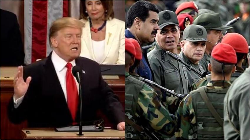 Administración Trump amenaza con deportar a familiares de militares que apoyan a Maduro y que actualmente viven en Miami