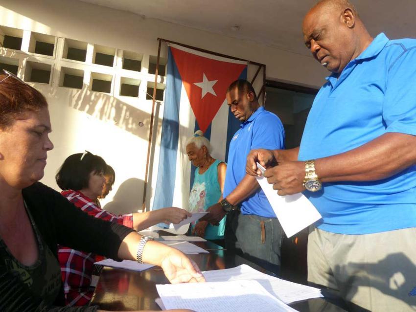 Cuba anuncia la aprobación de la nueva constitución