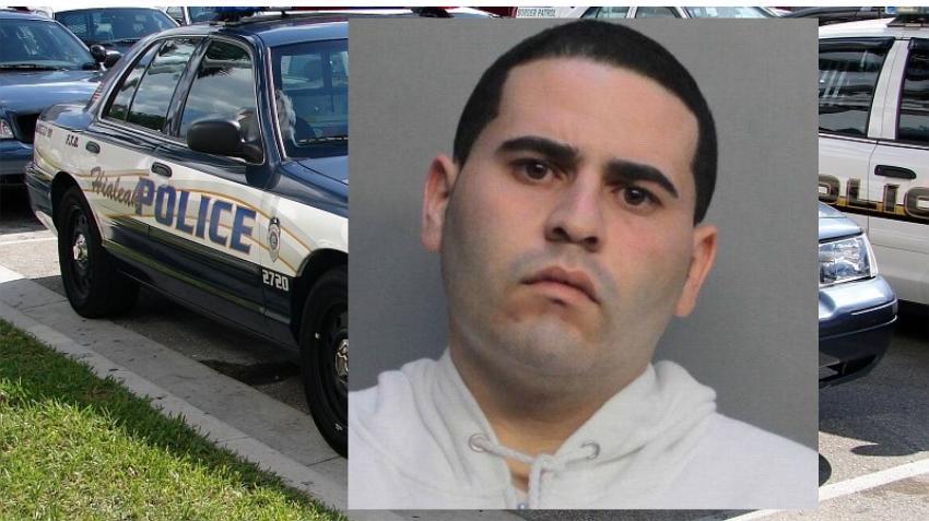 Hombre acusado de perseguir y disparar contra una persona con la que discutió en un restaurante de Hialeah
