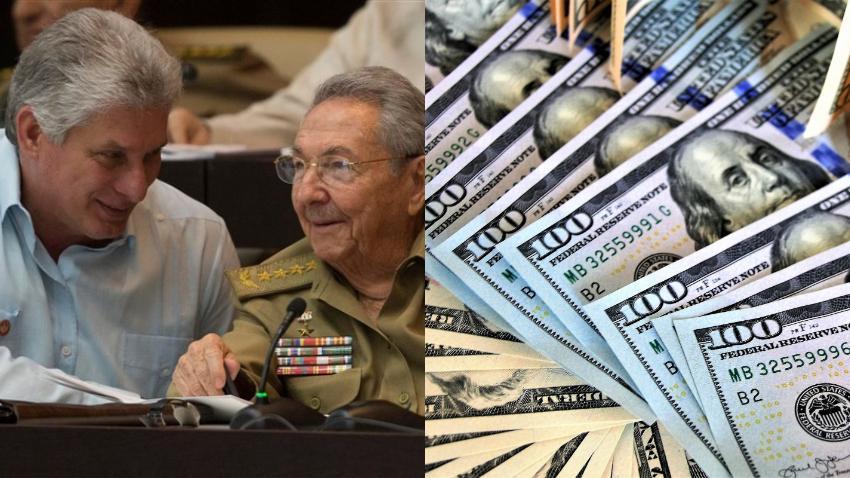 Embajada de Cuba en Estados Unidos pide donaciones en efectivo y publica cuenta de banco