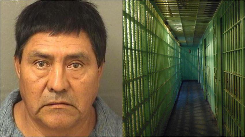 Hispano de Florida agredió sexualmente a tres niñas, ahora se encuentra en prisión sin derecho a fianza