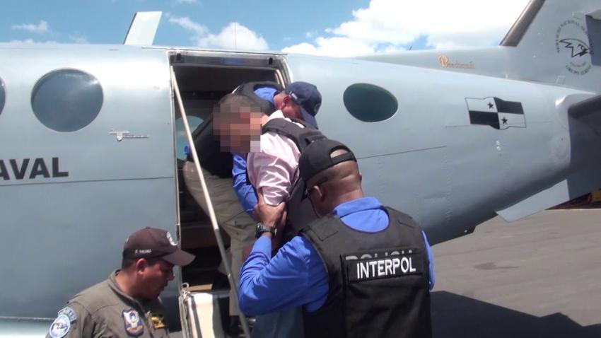 Costa Rica extradita a Cuba a un cubano buscado por la Interpol acusado de narcotráfico