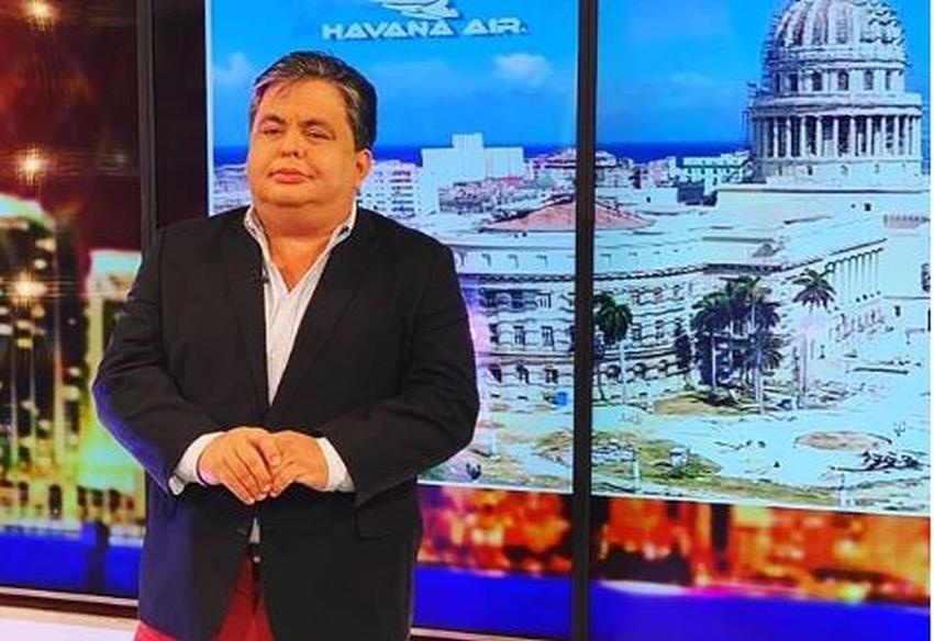 Despiden al presentador cubano Carlucho de América Tevé