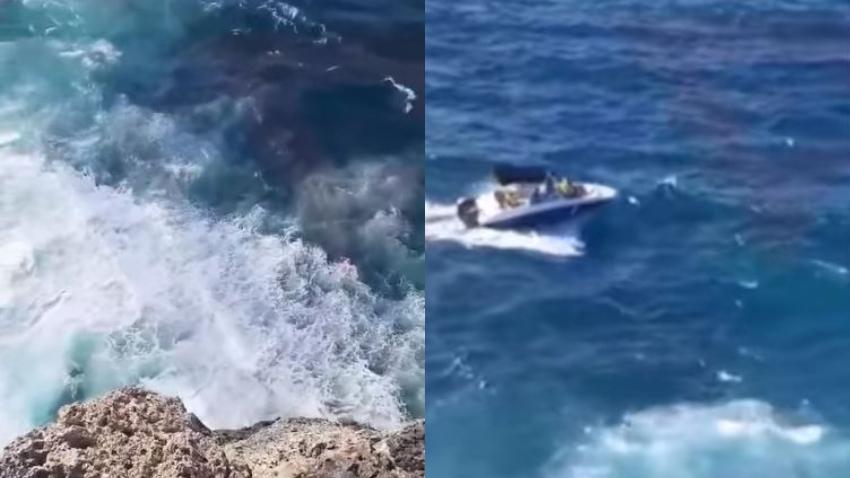 Muere ahogado un joven cubano que saltó al mar en la zona del Morro en La Habana