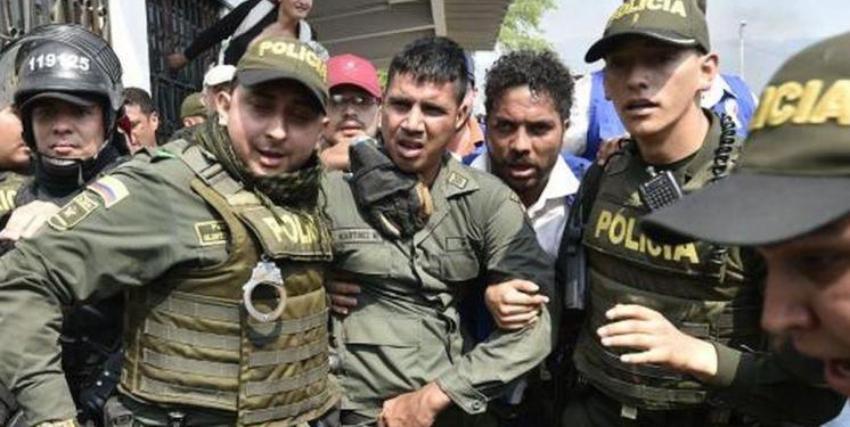 Deserciones en masa: Asciende a 411 la cifra de militares venezolanos que piden asilo en Colombia