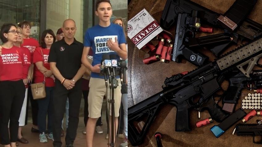 Proponen prohibir los rifles de asaltos en Florida; sobrevivientes de la masacre en Parkland intentan llevarlo a votación