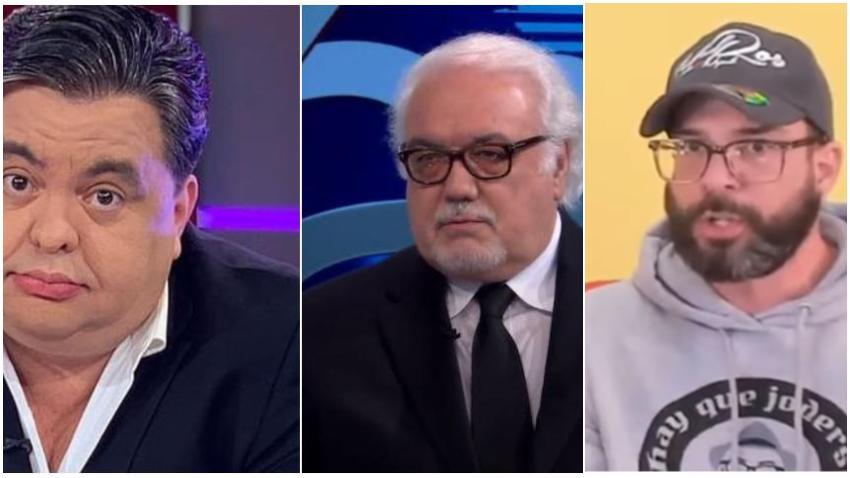 Otaola también le da duro a Vasallo tras el despido de Carlucho y otros actores del canal 41