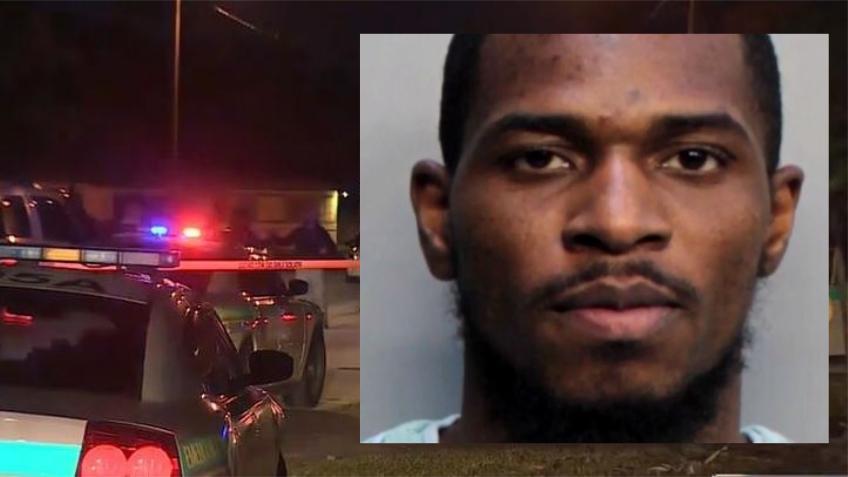 Hombre en el suroeste de Miami irrumpe en casa de un vecino e intenta morderlo; aparentemente bajo los efecto de las drogas