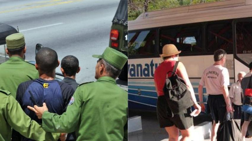 """¿Represión o Corrupción en Havanatur? Seguridad del Estado acusa a más de 100 guías turísticos en Cuba de """"comprar"""" los grupos de turistas americanos"""