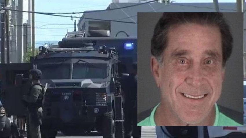 Un alcalde en Florida es arrestado tras abrir fuego contra equipo SWAT que llegó a su casa con una orden judicial