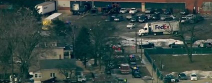 Tiroteo en las afueras de Chicago deja múltiples heridos, todas las escuelas del área han sido cerradas